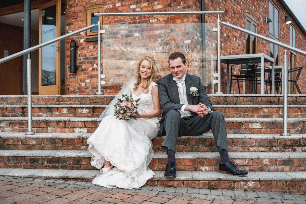 Wootton Park Stratford Wedding Photographer