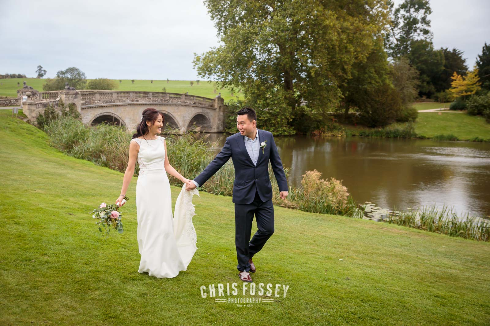 Compton Verney Stratford Warwickshire Wedding Photographer by Chris Fossey Photography